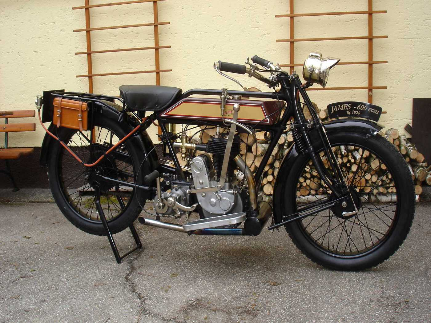James Classic Motorcycles