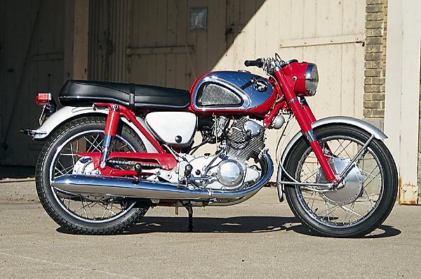 Honda Factory Rims >> CB77 Gallery - Classic Motorbikes