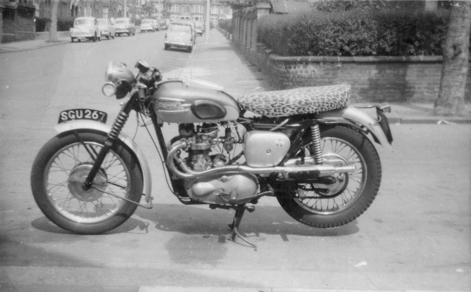 Vintage Motorcycle Pictures Classic Motorbikes