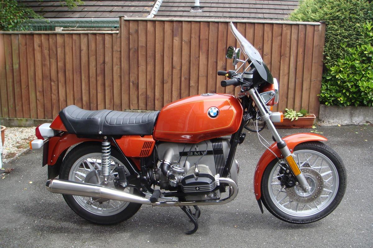 bmw r45 classic bike gallery classic motorbikes. Black Bedroom Furniture Sets. Home Design Ideas