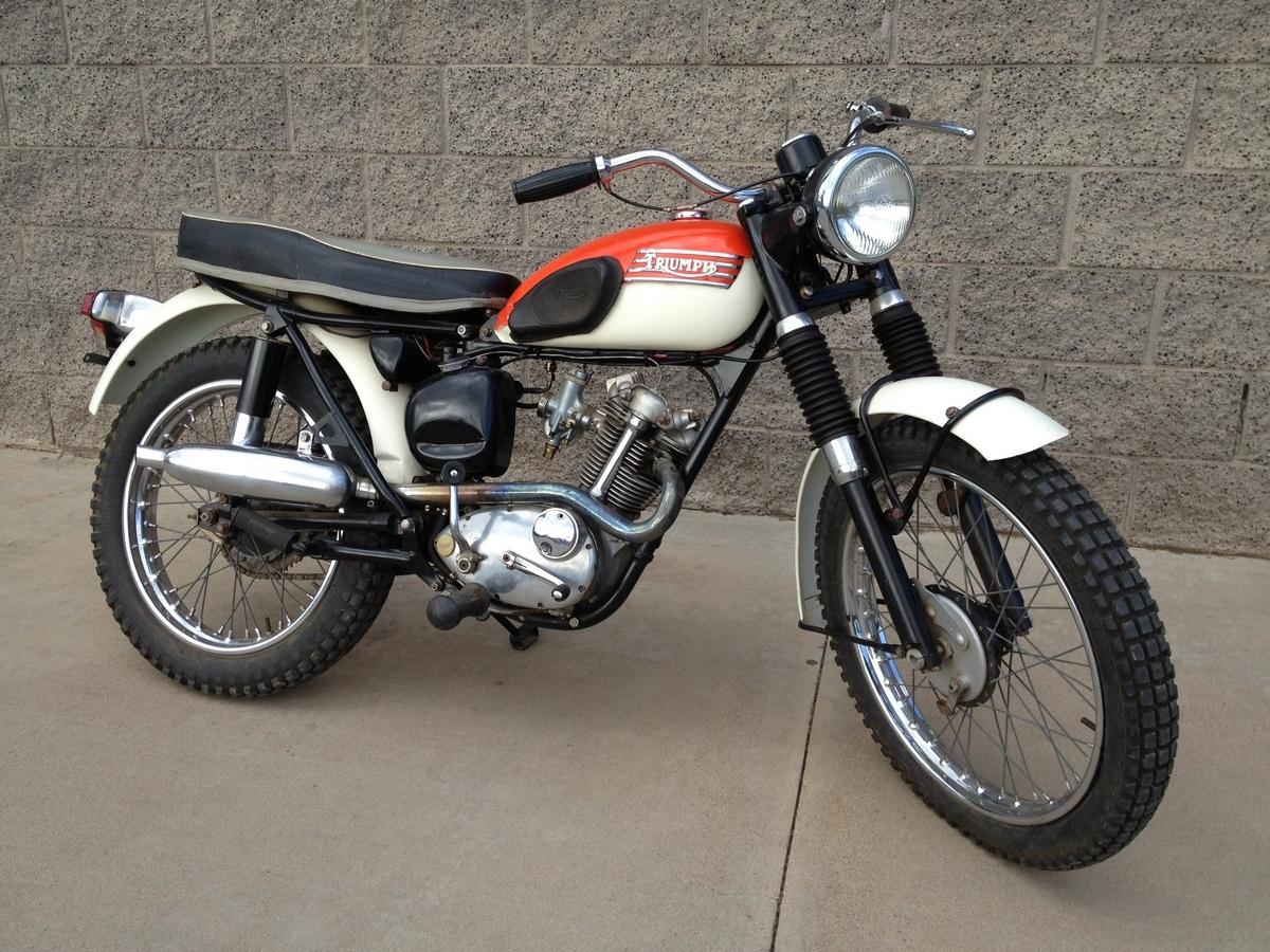 Triumph Terrier For Sale >> Triumph Mountain Cub | Classic Motorbikes