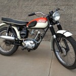 Triumph Mountain Cub