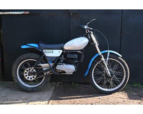 Ossa Classic Motorcycles Classic Motorbikes