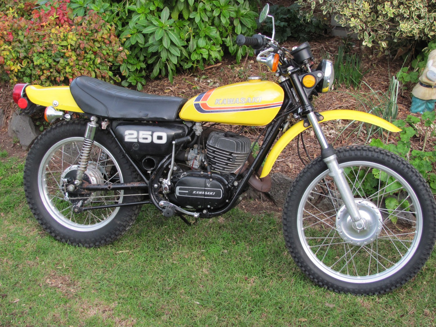 Classic Yamaha Dirt Bikes For Sale
