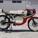 Yamaha Race Bikes