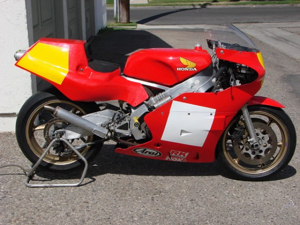 Honda Race Bikes Classic Motorbikes