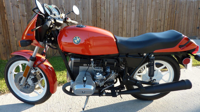Bmw R65 Classic Bike Gallery