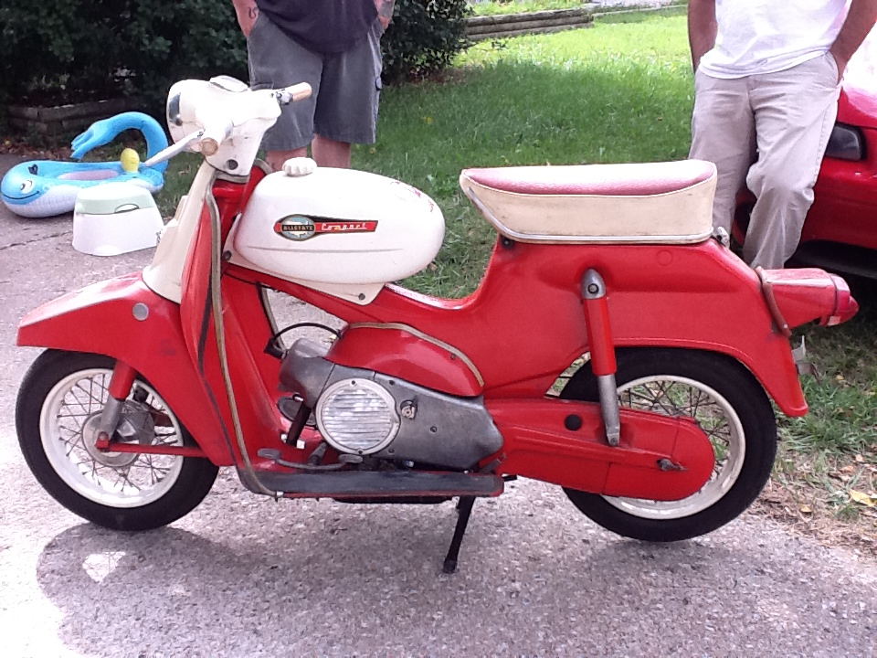 Allstate Classic Motorcycles - Classic Motorbikes