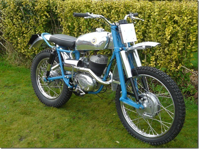 Vintage Motorcycle Trials