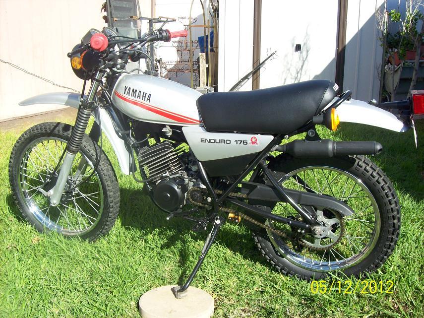 13918 yamaha dt175 gallery classic motorbikes