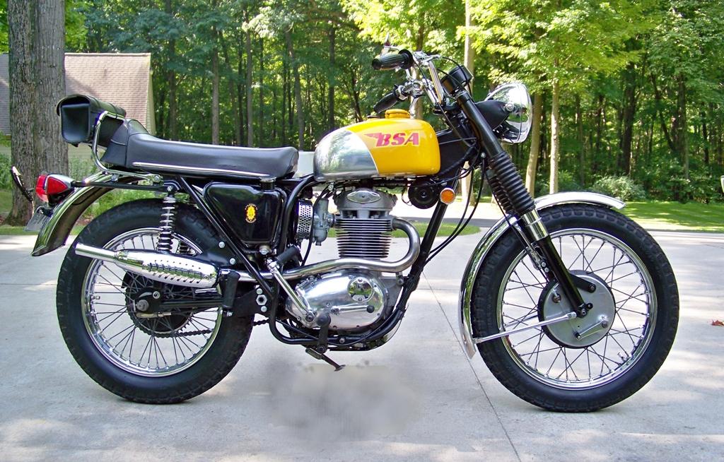 Harley Davidson Bike Reviews >> BSA 441 Victor Classic Bike Gallery - Classic Motorbikes