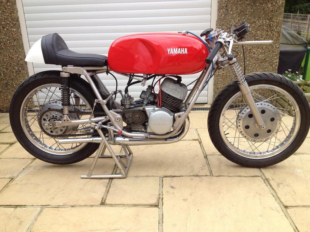 Yamaha Classic Motorcycles - Classic Motorbikes