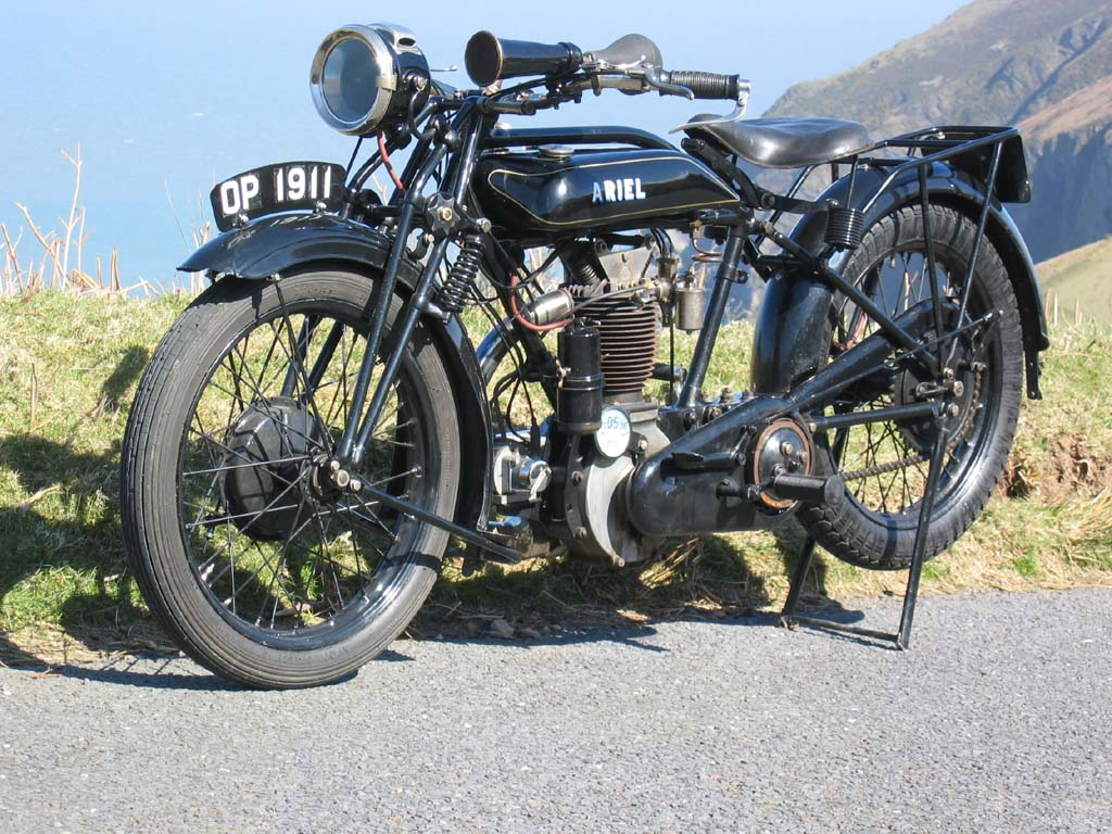 1926 ariel model d