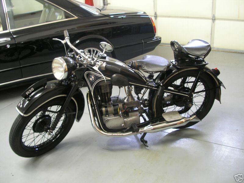 Bmw R35 Classic Bike Gallery Classic Motorbikes