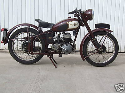 Excelsior Classic Motorcycles - Classic Motorbikes
