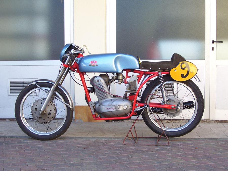 Mondial Classic Motorcycles - Classic Motorbikes