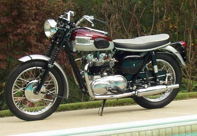 Triumph Bonneville Gallery Classic Motorbikes