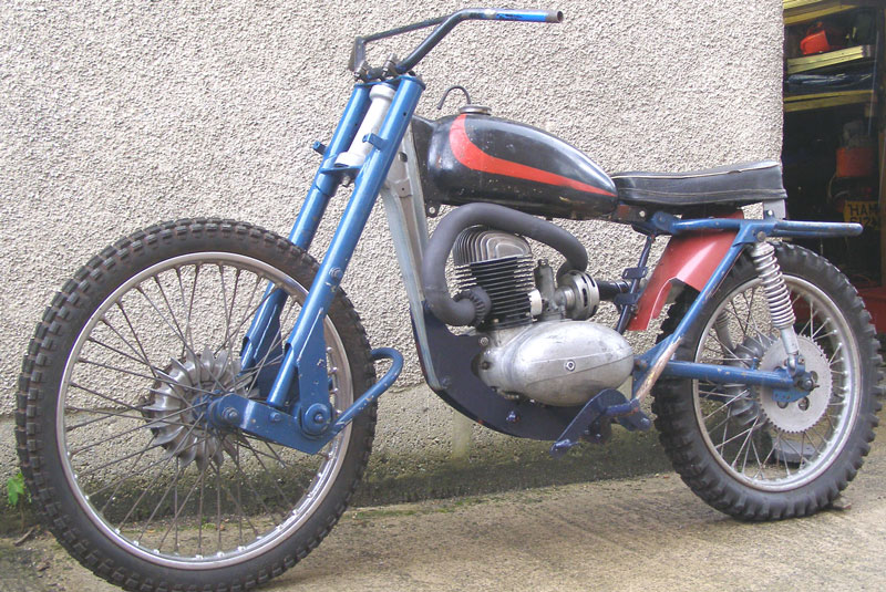 Greeves Classic Motorcycles - Classic Motorbikes