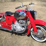 Honda CA77 Classic Bike Gallery