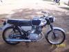 honda cb160 1967