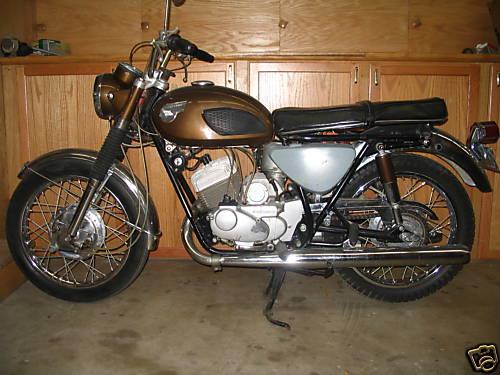 Kawasaki Samurai A1 Gallery Classic Motorbikes