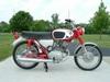 honda cb160 1968