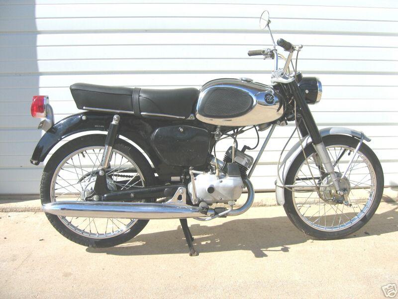 Kawasaki Trail Mini