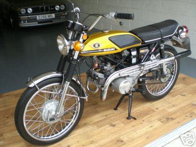 Suzuki Stinger  Cc Parts