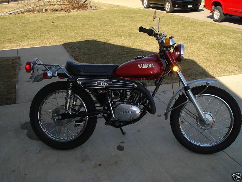 Yamaha At1 Classic Bike Gallery