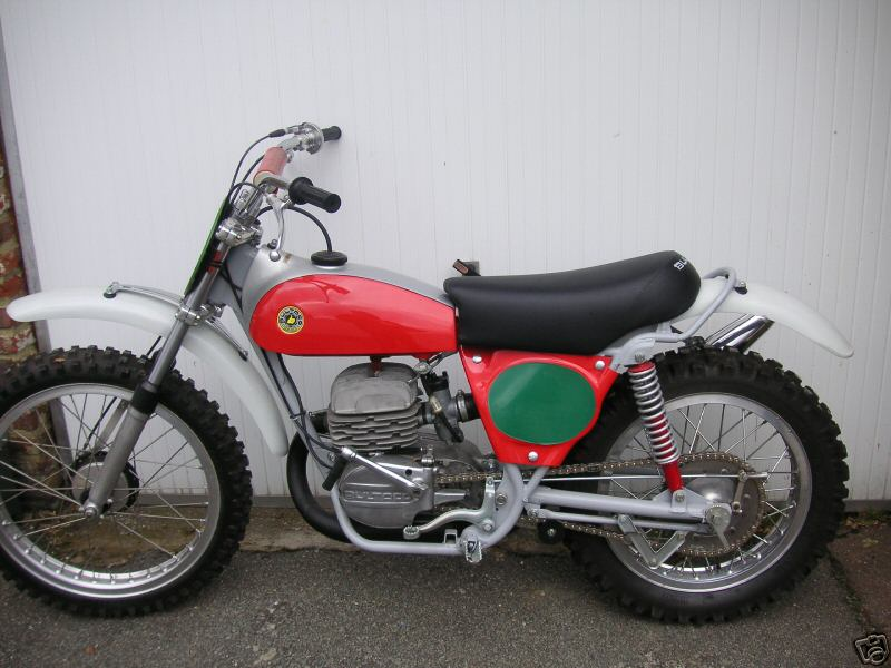 Bultaco Classic Motorcycles - Classic Motorbikes