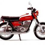 Suzuki GT250 Gallery