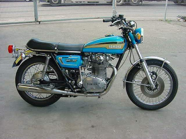 yamaha xs650 gallery classic motorbikes. Black Bedroom Furniture Sets. Home Design Ideas