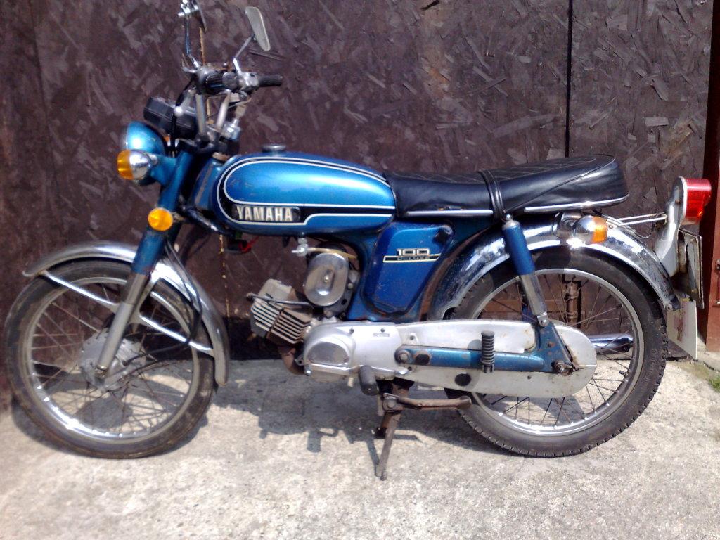 yamaha yb100 classic bikes classic motorbikes rh classic motorbikes net Yamaha RX 100 Yamaha RX 100