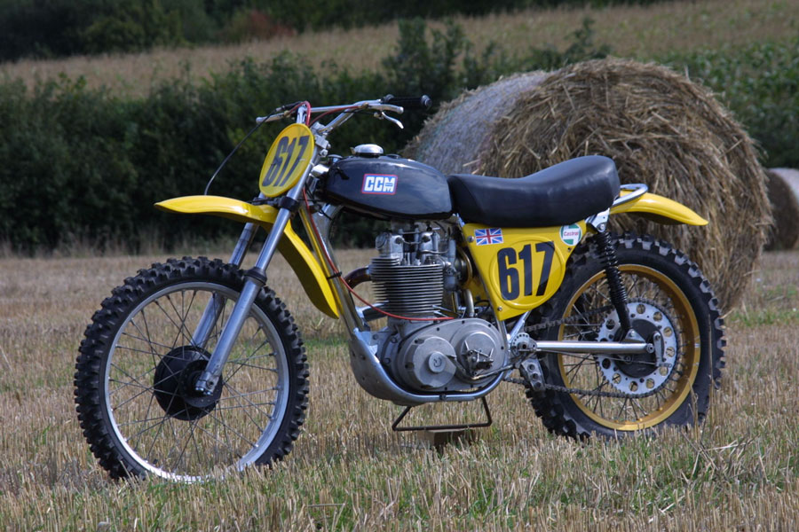 Ccm classic motorcycles classic motorbikes for Vintage motor cycles for sale