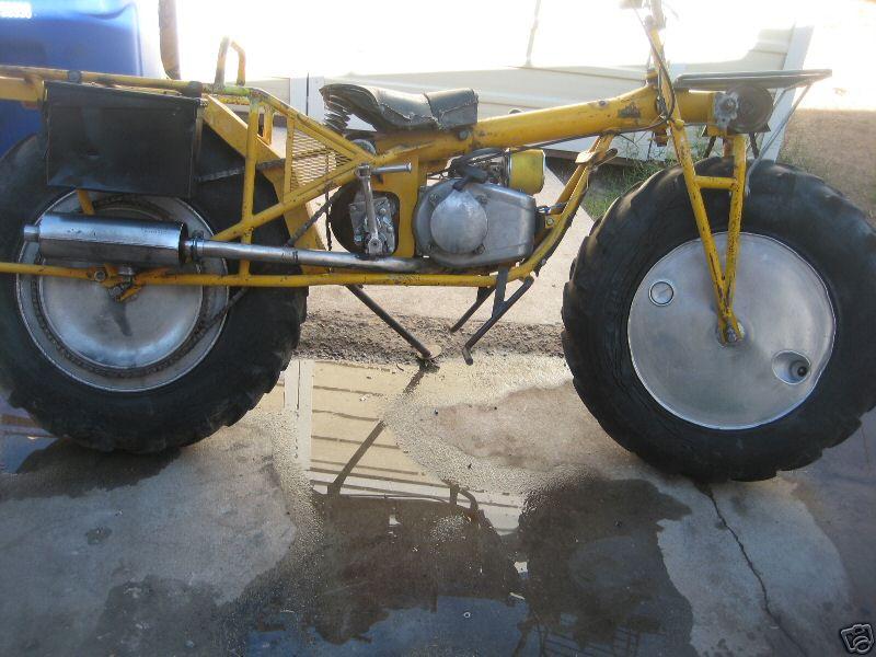 Rokon Classic Motorcycles - Classic Motorbikes