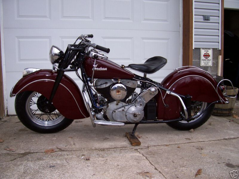 Indian Classic Motorcycles Classic Motorbikes