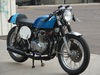 honda cb550 cafe racer 1975