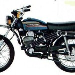 Harley Davidson SX125 Gallery