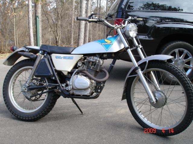 Honda Elsinore Mt 250 >> Honda TL125 Gallery - Classic Motorbikes