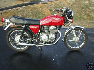 cb400 gallery classic motorbikes rh classic motorbikes net Honda 1976 400 Four Super Sport CB400F Super Sport