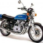 Suzuki GS750 Gallery