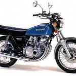 Suzuki GS550 Gallery
