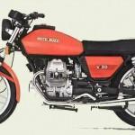 Moto Guzzi V50 Gallery