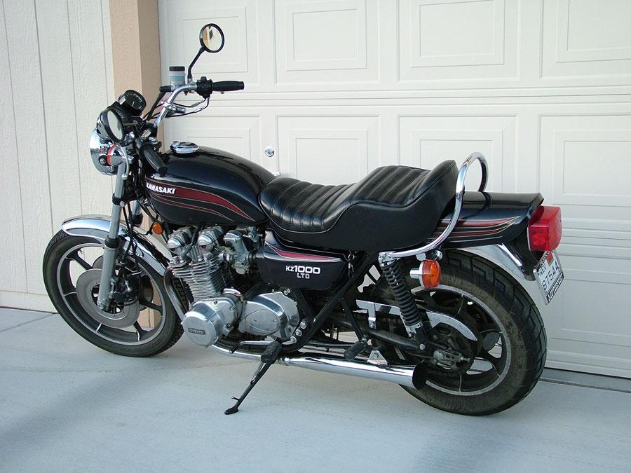 Kz1000 1978