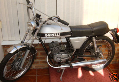 Sports Bikes For Sale >> Garelli Classic Motorcycles - Classic Motorbikes