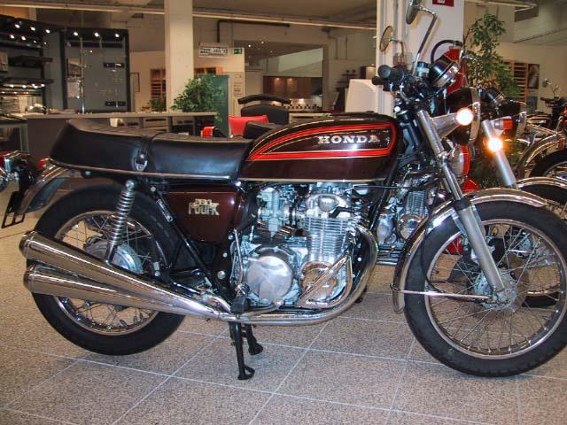 Honda Cb K on Honda 550 Four Super Sport 1978