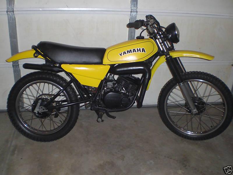 Yamaha Dt175 Gallery Classic Motorbikes