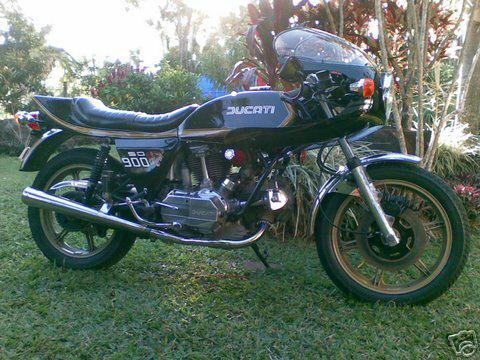 Vendo moto norton