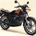 Yamaha RZ250 Gallery