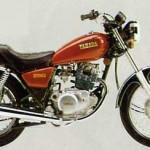 Yamaha SR250 Classic Bike Gallery